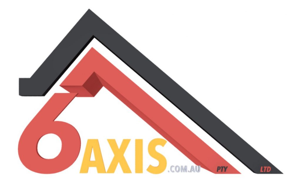6 Axis Logo