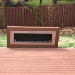 Fireplace Decking
