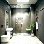 Contemporary Dark Ensuite Bathroom