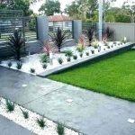 Modern Low Maintenance Garden Idea