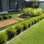 Modern Low Maintenance Garden Idea