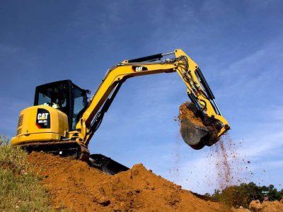 Caterpillar-E2-series-305.5E2-CR-compact-mini-excavator